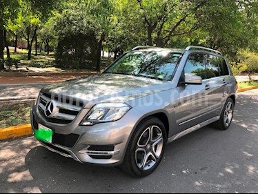 foto Mercedes Benz Clase GLK 300 Off Road Sport usado (2015) color Plata Iridio precio $425,000
