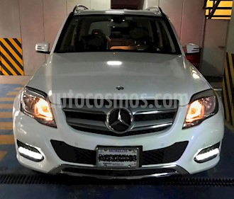 Foto Mercedes Benz Clase GLK 300 Off Road usado (2015) color Blanco precio $370,000