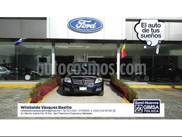 Foto venta Auto Usado Mercedes Benz Clase GLK 300 Sport GLK  (2012) color Azul precio $249,000