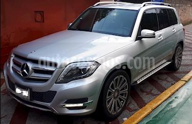 Foto venta Auto usado Mercedes Benz Clase GLK 300 Sport GLK  (2015) color Plata Iridio precio $345,000