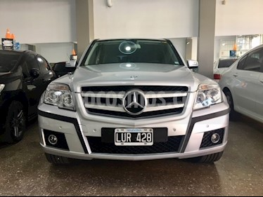 Foto venta Auto Usado Mercedes Benz Clase GLK 300 (2012) color Gris precio $920.000
