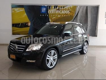 Foto venta Auto Seminuevo Mercedes Benz Clase GLK 350 Sport AMG (2011) color Negro precio $299,000