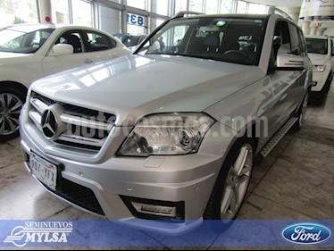 Foto venta Auto Usado Mercedes Benz Clase GLK 350 Sport AMG (2012) color Plata precio $310,000
