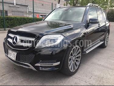 Foto venta Auto Seminuevo Mercedes Benz Clase GLK 350 Sport (2014) color Negro precio $395,000