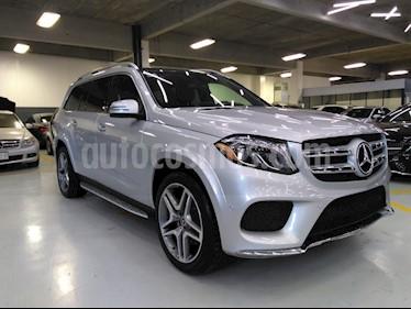 Foto venta Auto Seminuevo Mercedes Benz Clase GLS 500 (2019) color Plata Iridio precio $1,774,000
