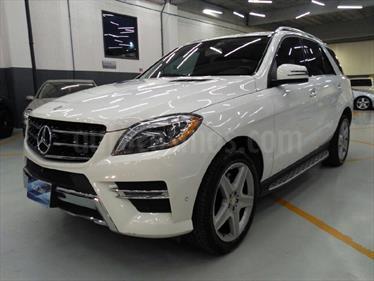foto Mercedes Benz Clase M ML 320