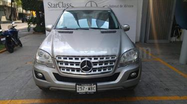 foto Mercedes Benz Clase M ML 350 Lujo