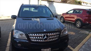 Foto venta Auto usado Mercedes Benz Clase M ML 350 Lujo (2008) color Negro precio $170,000