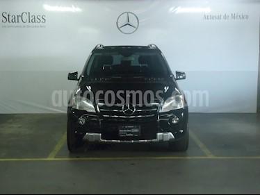 Foto venta Auto usado Mercedes Benz Clase M ML 350 Sport AMG (2011) color Negro precio $299,000