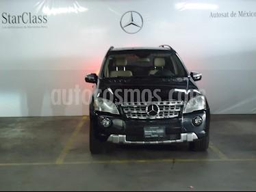 Foto venta Auto Seminuevo Mercedes Benz Clase M ML 350 Sport (2010) color Negro precio $275,000