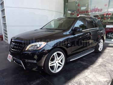 foto Mercedes Benz Clase M ML 500 CGI Biturbo
