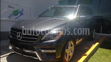 foto Mercedes Benz Clase M ML 500 CGI Guard VR6