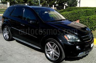 Foto venta Auto Seminuevo Mercedes Benz Clase M ML 63 AMG (2011) color Negro Obsidiana precio $675,000