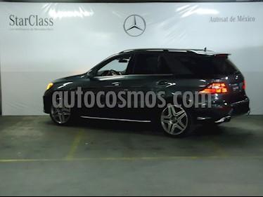 Foto venta Auto Usado Mercedes Benz Clase M ML 63 AMG (2012) color Gris precio $649,000