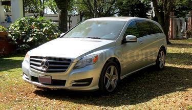 Foto venta Auto Seminuevo Mercedes Benz Clase R 350 Sport (2012) color Plata Iridio precio $480,000
