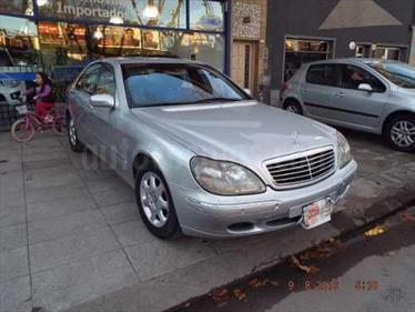 foto Mercedes Benz Clase S 500 Aut