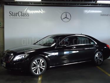 foto Mercedes Benz Clase S 500 CGI L Bi-Turbo (466Hp)