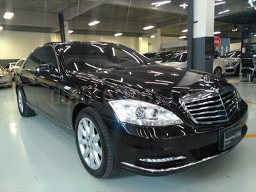 Foto venta Auto Seminuevo Mercedes Benz Clase S 500  (2012) color Negro precio $750,000