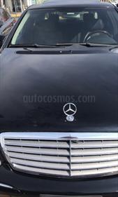 Foto venta Auto usado Mercedes Benz Clase S 600  (2005) color Negro Obsidiana precio $270,000