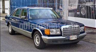 Foto venta carro Usado Mercedes Benz Clase S S500 Largo (1983) color Azul precio u$s3.400