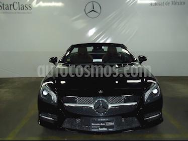 Foto venta Auto Seminuevo Mercedes Benz Clase SL 500 CGI Biturbo (2013) color Negro precio $999,000