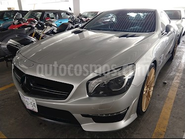 foto Mercedes Benz Clase SL 63 AMG Biturbo