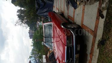 Foto venta carro usado Mercedes Benz Clase SL SL500 Coupe (1985) color Rojo precio u$s13.400