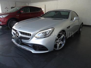 foto Mercedes Benz Clase SLC 180