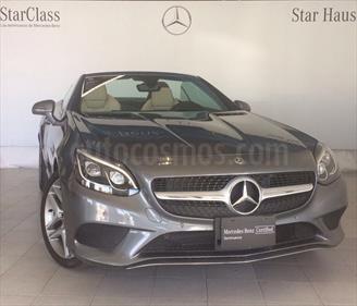Foto venta Auto Seminuevo Mercedes Benz Clase SLC 180 (2018) color Blanco precio $714,000