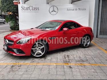 Foto venta Auto Seminuevo Mercedes Benz Clase SLC 200 (2017) color Rojo precio $645,000