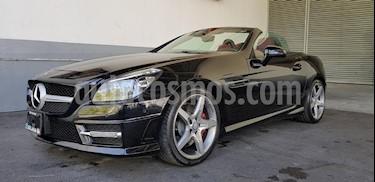 Foto venta Auto Usado Mercedes Benz Clase SLK 200 CGI (2016) color Negro precio $589,900