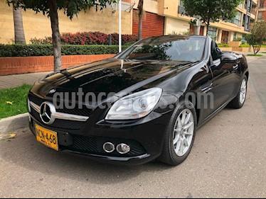 Foto venta Carro usado Mercedes Benz Clase SLK 2012 (2012) color Negro precio $76.500.000