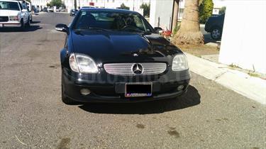 Foto venta Auto usado Mercedes Benz Clase SLK 230 K Aut (2003) color Negro precio $200,000