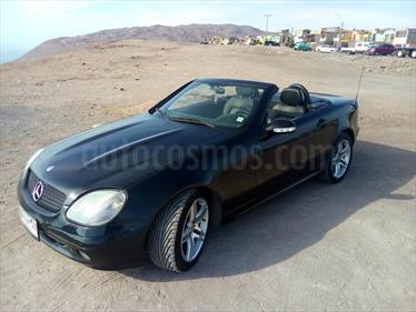 Foto venta Auto usado Mercedes Benz Clase SLK SLK200 1.8 Kompressor  (2001) color Negro precio $3.400.000