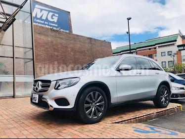 Mercedes Benz GLC 250 4Matic  usado (2018) color Plata precio $149.900.000