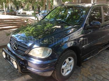 foto Mercedes Benz M ML 270 Luxury CDI Aut TD