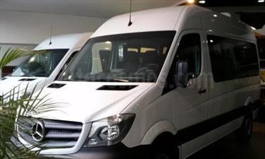 foto Mercedes Benz Sprinter Combi 415 3665 TE 16 Asientos