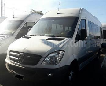 foto Mercedes Benz Sprinter Combi 515 4325 20 Asientos