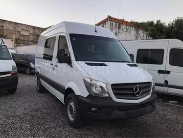 foto Mercedes Benz Sprinter Furgon 415 3665 TE Mixto