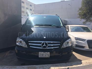 Foto venta Auto usado Mercedes Benz Viano Ambiente 7 pas. (2014) color Negro Obsidiana precio $470,000