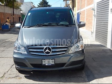 Foto venta Auto Seminuevo Mercedes Benz Viano Ambiente 8 pas. (2014) color Gris precio $430,000