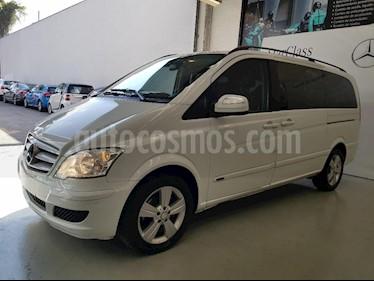 Foto venta Auto Seminuevo Mercedes Benz Viano Trend 8 pas. (2015) color Blanco precio $495,000
