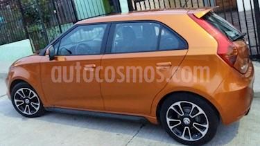 MG 3 1.5L Comfort Plus usado (2016) color Naranja precio $5.590.000