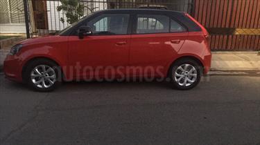 Foto venta Auto usado MG 3 Cross 1.5L  (2016) color Rojo precio $4.700.000