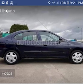 MG MG3 1.3 Std usado (2005) color Azul precio $12.000.000