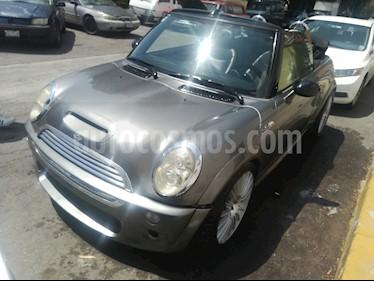 Foto venta Auto Seminuevo MINI Cooper Convertible S Chili  (2005) color Gris precio $120,000
