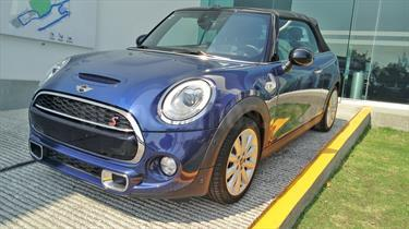 foto MINI Cooper Convertible S Hot Chili Aut