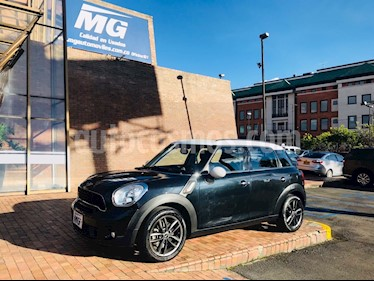 Foto MINI Cooper Countryman 1.6L Salt Aut usado (2017) color Negro Phantom precio $62.900.000