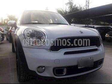 Foto venta Auto Usado MINI Cooper Countryman S Aut All4 (2012) color Blanco precio $629.000