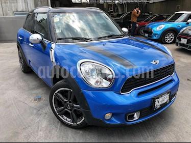 Foto venta Auto Seminuevo MINI Cooper Countryman S Hot Chili ALL4 Aut (2014) color Azul precio $299,000